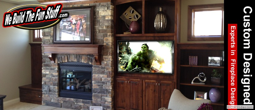 Home Entertainment Designs
